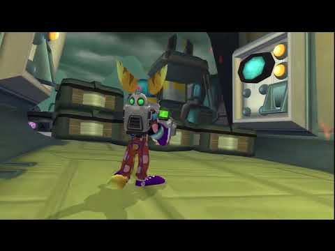 Ratchet and Clank : Going Commando -69- Old Skool