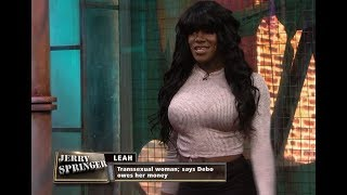 """""""I Need 100 Dollars!"""" (The Jerry Springer Show)"""