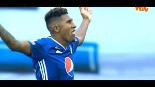 Millonarios vs.  Equidad (3-2)   Liga Aguila 2019-II   Fecha 6