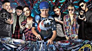 100 Palos Del Reggaeton + Trap 2017 Full Mix Enganchado @ByakkoDj
