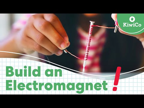 Make an Electromagnet - Tinker Crate