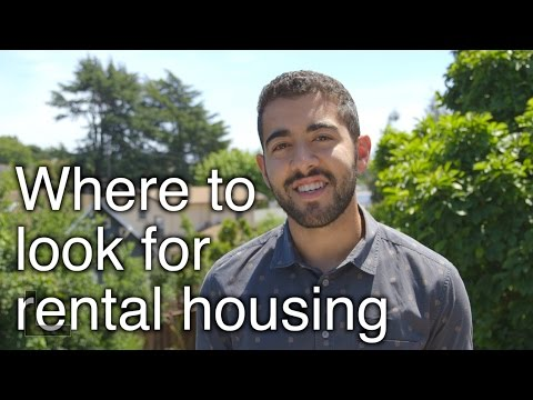 Where to Look for a Rental in the Bay Area