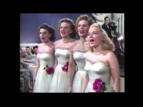 The  King Sisters on film, 1945,