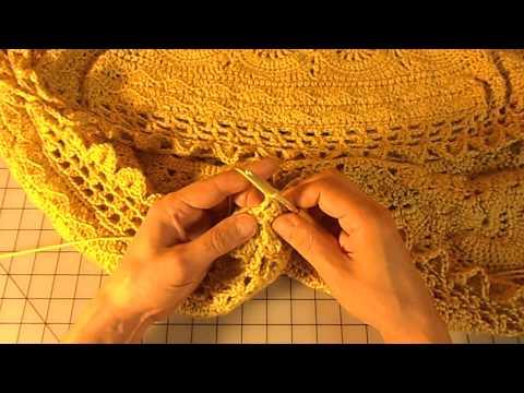 Crocodile Stitch modified 2