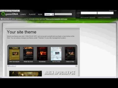 The Best Guild / Clan Website ::FREE AND EASY::