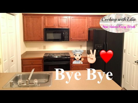 Bye Bye Cooking with Lilia - Closing of a Chapter