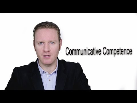 Communicative Competence - Meaning | Pronunciation || Word Wor(l)d - Audio Video Dictionary