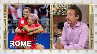 Having FUN At The World Cup Is Ok | The Jim Rome Show