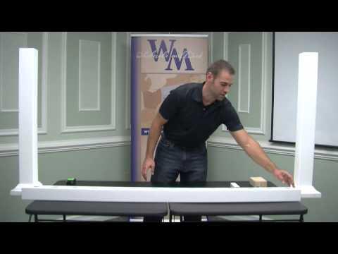 WM Vinyl Railing Installation Video