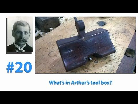 Router Plane | Arthur's Tool Box | DIY