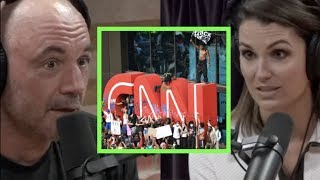 The Cable News Response to the George Floyd Riots w/Krystal and Saagar | Joe Rogan