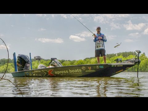 How to Rig the Power Shot for Shallow Water Cover
