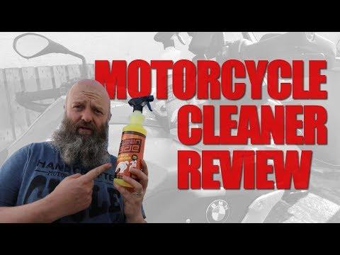 Motorcycle Cleaner Reviews Clean My Ride