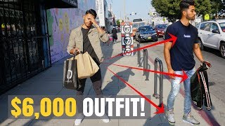 I Spent $6,000 On A Hypebeast Outfit…Here Are My Thoughts (Giveaway)