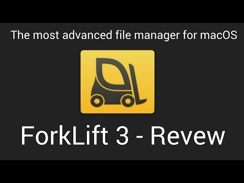 ForkLift 3 Review - The Best File Manager and FTP Client for Mac