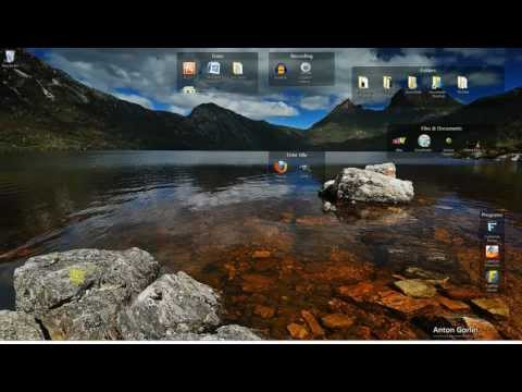 How to change desktop background photo speed and content in Windows 8.