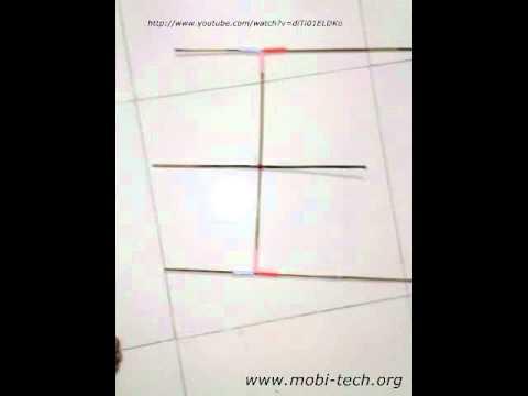 Making of box kite
