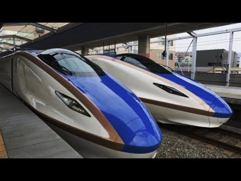 The World is Shocked : China developing again 600++ kph high-speed trains besides