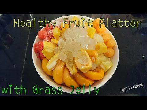 Fruits with Grass Jelly (B Boy Grass Jelly - Yuen Long)