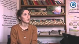 ვიდეობლოგი - ქალები ცვლილებებისთვის