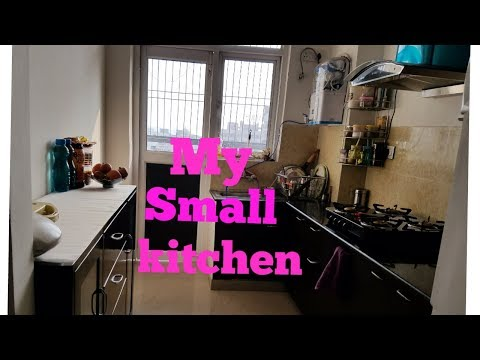 How To Create Space In A Small Kitchen Without Spending Lakhs || Indian kitchen Organization Idea