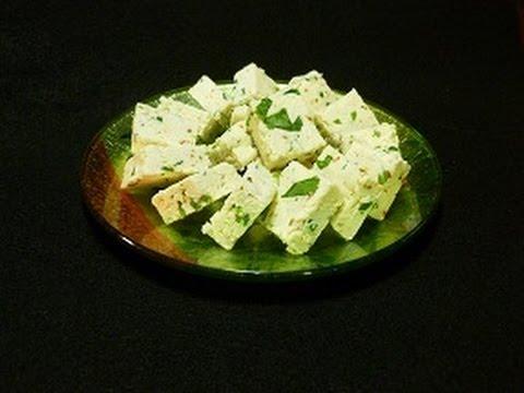Homemade Panir and Masala Paneer (Indian Cheese) Recipe