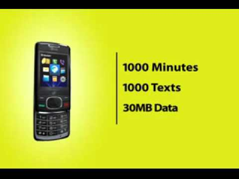 Straight Talk- Everything you need in a cell phone, without a contract.