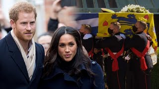 How Meghan Markle Paid Tribute to Prince Philip at His Funeral