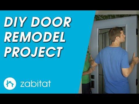 Front Door Repair & Remodel - Transform Your Door with Door Glass