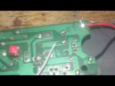 CFL bug zapper light hack  (part 3)