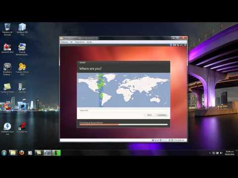 Virtualbox UBUNTU 12.04 on windows7