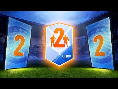 INSANE WALKOUTS! - TOTGS 2 PLAYER UPGRADE PACKS! - FIFA 18 Ultimate Team