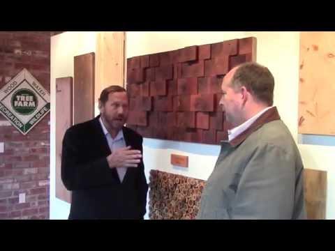 Hotel Santa Fe Mesquite End Grain Wood Block Wood Flooring Project