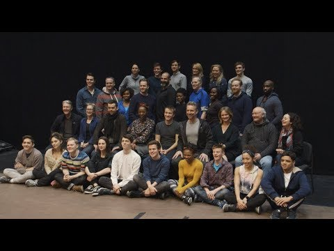 Rehearsals begin for the Broadway Premiere of Harry Potter and the Cursed Child