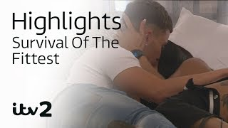 All The Hook Ups!   Survival of the Fittest   ITV2