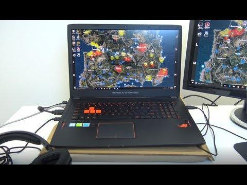 ASUS Strix GL702V Game Lag - Fixed
