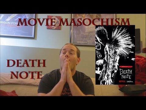 Movie Masochism  Death Note