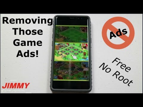 Block Ads From All Games - Android & IOS