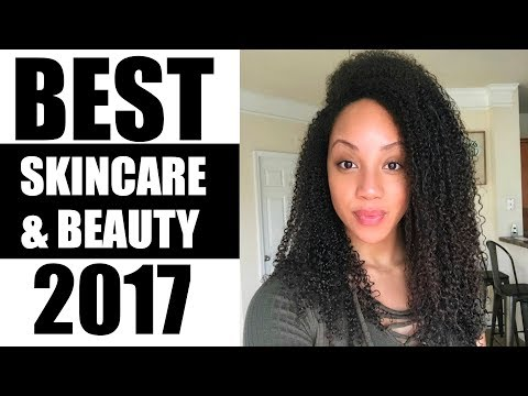 BEST BEAUTY PRODUCTS OF 2017   SKIN, MAKEUP, PERFUME