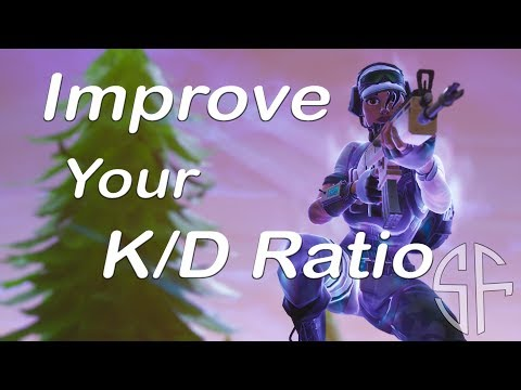How to Win and Improve Your K/D Ratio! - Fortnite Battle Royale