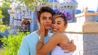 DATING MY BEST FRIEND FOR 24 HOURS (w/ MyLifeAsEva)   Brent Rivera