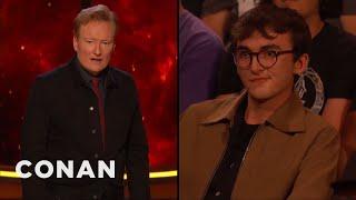 Bran Stark Won39t Settle For A Just OK ConanCon CONAN On TBS
