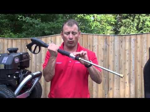 Simpson Pressure Washer ALH3226