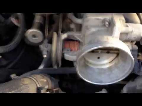 Quick Clean Sticking Throttle Body on Silverado