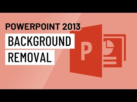 PowerPoint 2013: Background Removal