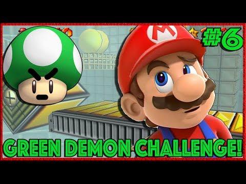 Green Demon Challenge! Tick Tock Clock - Super Mario 64