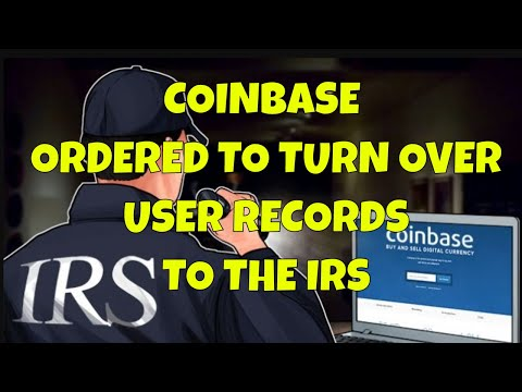 Judge Orders Coinbase to Turn Over User Records to IRS   Are You Affected?