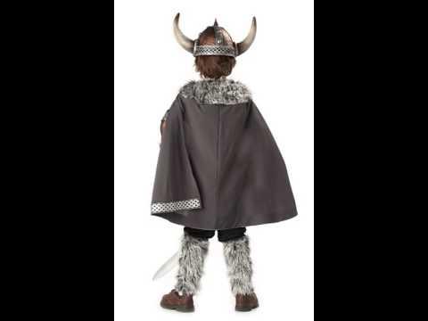 Viking Warrior Child Costume