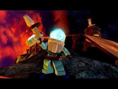 LEGO Batman 3: Beyond Gotham - Mr. Freeze Gameplay and Unlock Location