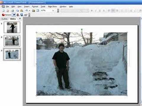 Power Point: How to Add A Picture to A Power Point ...